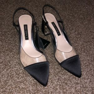ZARA chuck heels